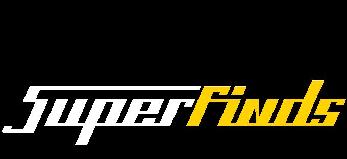 SuperFinds Book